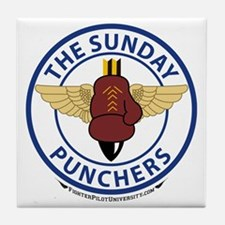 VA-75 Sunday Punchers Tile Coaster