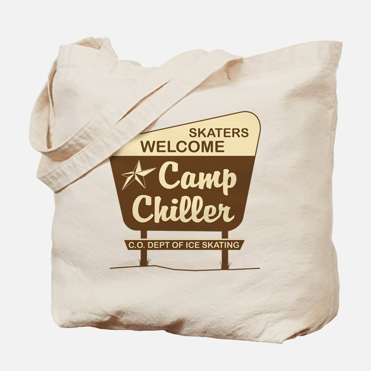 Camp Chiller '08 Tote Bag