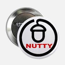 "Nutty Acorn Parody 2.25"" Button (10 pack)"