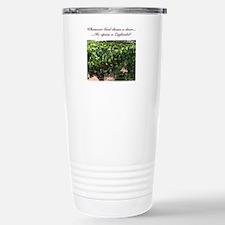 Cute Zinfandel Travel Mug