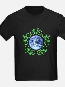 Bicycles Around the Globe T