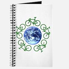 Bicycles Around the Globe Journal