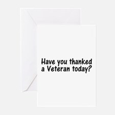 Thank You Veterans Greeting Cards (Pk of 20)