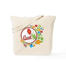 Wonderful Aunt Tote Bag