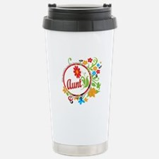 Wonderful Aunt Travel Mug