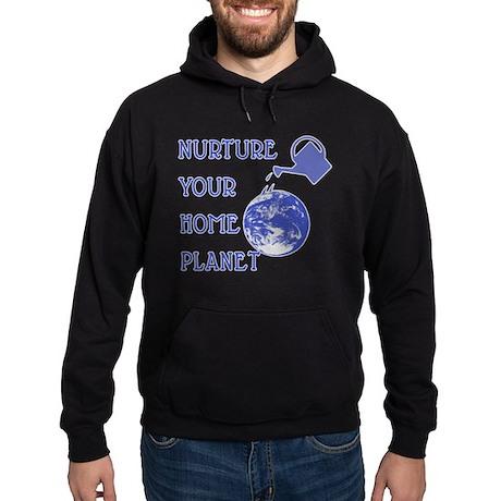 Nurture Your Planet Earth Day Hoodie (dark)