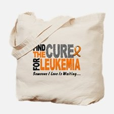 Find The Cure 1 LEUKEMIA Tote Bag