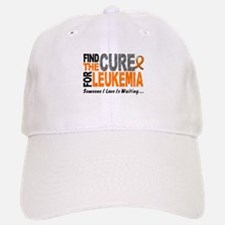 Find The Cure 1 LEUKEMIA Baseball Baseball Cap