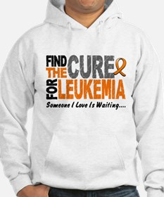 Find The Cure 1 LEUKEMIA Hoodie