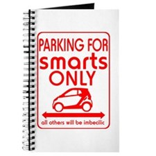 Funny Smart car Journal
