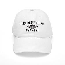 USS QUEENFISH Baseball Cap