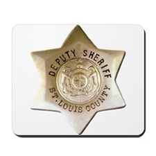 Saint Louis Sheriff Mousepad