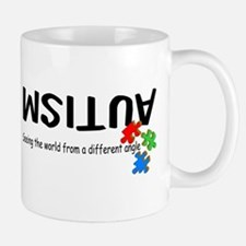 Autism Seeing The World From A Different Angle Mug