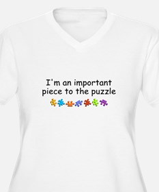 Im An Important Piece To The Puzzle T-Shirt