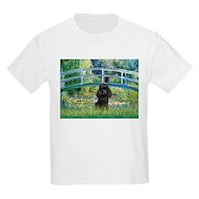 Bridge / Poodle (Black) T-Shirt