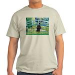 Bridge / Poodle (Black) Light T-Shirt