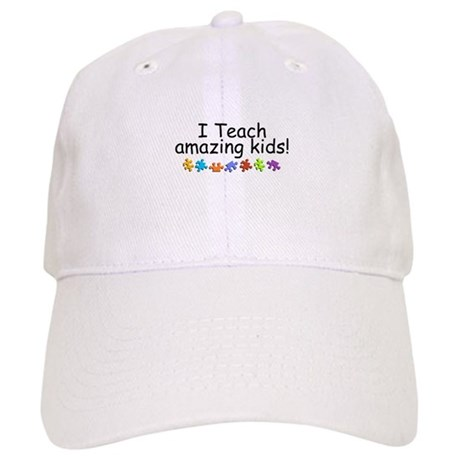 I Teach Amazing Kids Cap