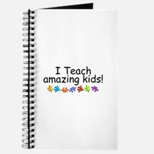 I Teach Amazing Kids Journal