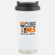 Find The Cure 1 MS Travel Mug