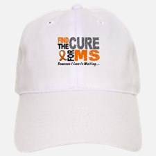Find The Cure 1 MS Baseball Baseball Cap