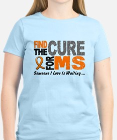 Find The Cure 1 MS T-Shirt
