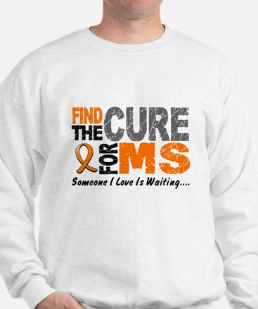 Find The Cure 1 MS Sweatshirt