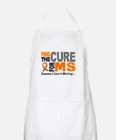 Find The Cure 1 MS BBQ Apron