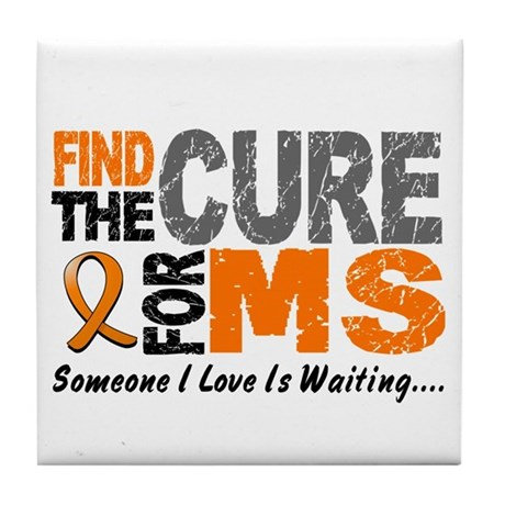 Ms Support Multiple Sclerosis Awareness Month Cure Coasters | Cork ...
