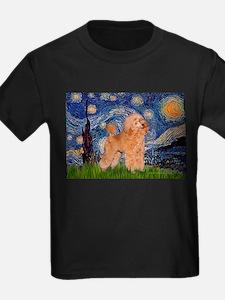 Starry / Poodle (Apricot) T