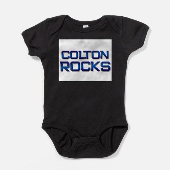 colton rocks Body Suit