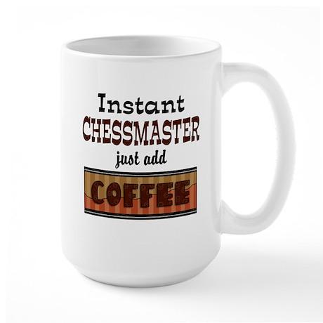 Instant Chessmaster Large Mug