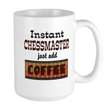 Instant Chessmaster Mug