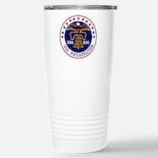 USS Philadelphia SSN 690 Travel Mug