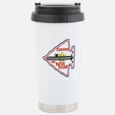 USS Baton Rouge SSN 689 Travel Mug