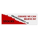 Obamanomics 09 Bumper Sticker (50 pk)