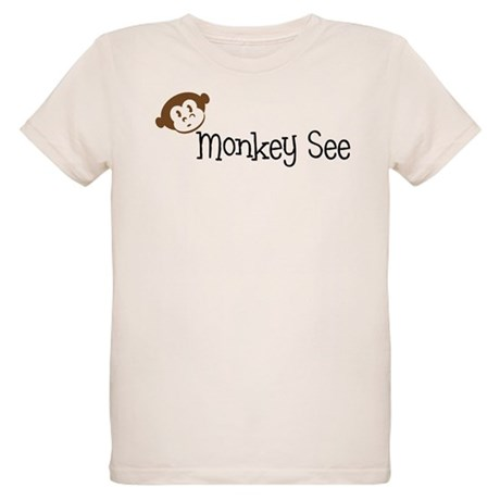 Monkey Do Organic Kids T-Shirt