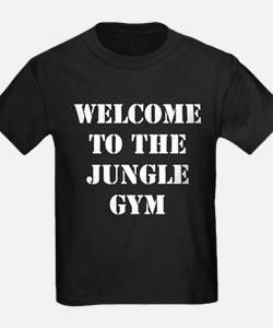 Welcome to the Jungle Gym T