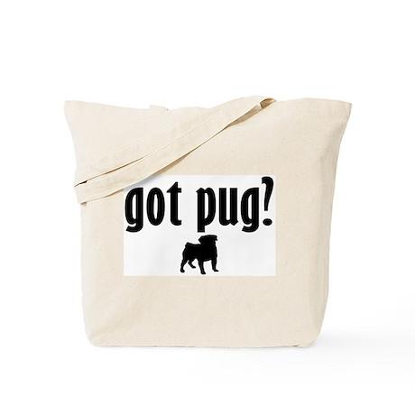 Got Pug? (1) Tote Bag