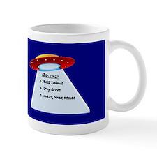 UFO To Do Mug