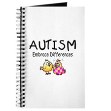 Embrace Difference Journal