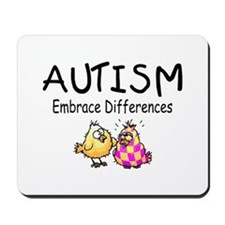 Embrace Difference Mousepad