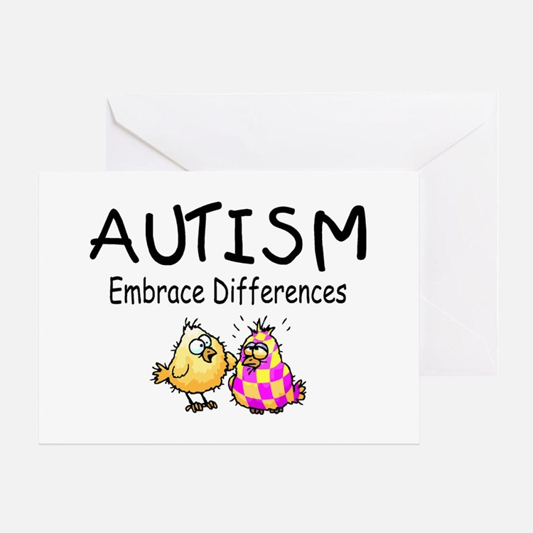 Embrace Difference Greeting Card