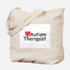 Autism Therapist Tote Bag