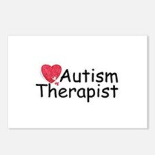 Autism Therapist Postcards (Package of 8)