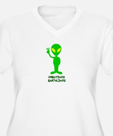 Greetings Earthlings T-Shirt