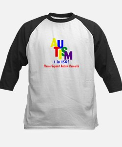 1 in 150 (Support Research) Kids Baseball Jersey