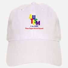 1 in 150 (Support Research) Baseball Baseball Cap