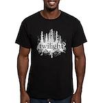 Twilight Men's Fitted T-Shirt (dark)