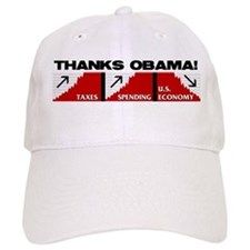Obama Nomics Baseball Cap