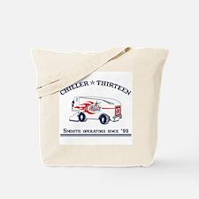 Chiller Thirteen Tote Bag